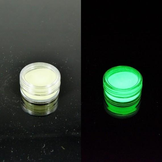 Zielony fotoluminescencyjny 15gram