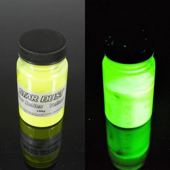 Żółty fotoluminescencyjny 100 gram