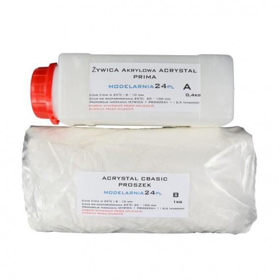 Acrystal Prima 1,4kg (A 0,4kg + B 1kg)