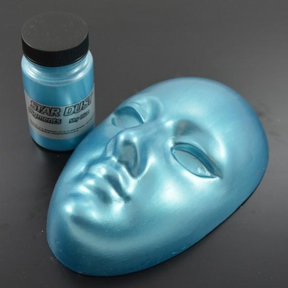 Pigment perłowy Błękitny 3g (10ml)
