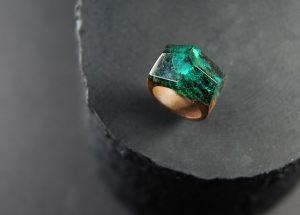 pierścień-emerald