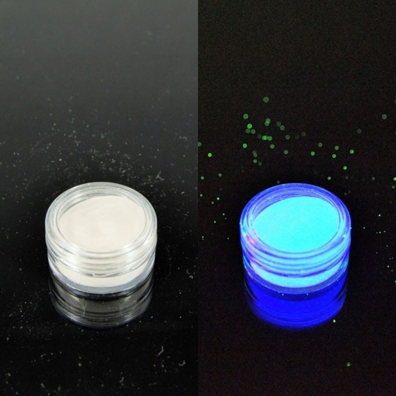 Pigment Świecący FIOLETOWY 15g