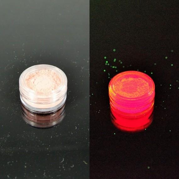 Czerwony fotoluminescencyjny 10gram