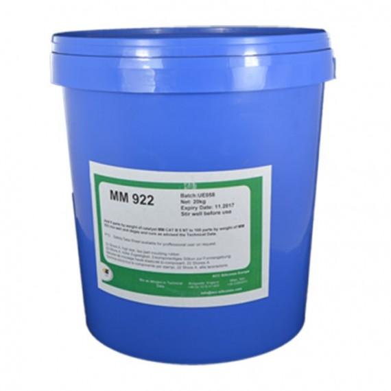 Silikon MM922 (standardowy) 20 kg + katalizator 1kg