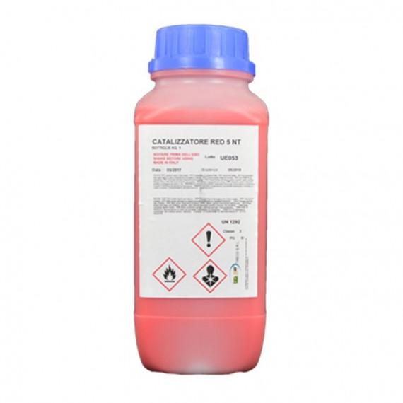 Katalizator MM CAT R5 czerwony 50g