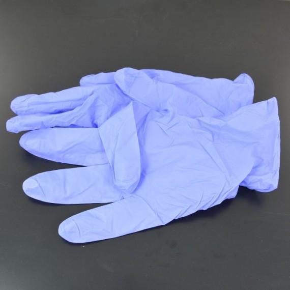 Rękawice nitrylowe 10 par