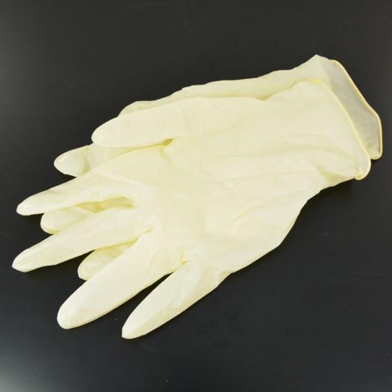 Rękawice latexowe 10 par