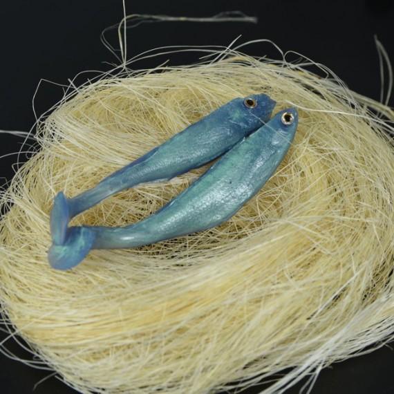Pigment perłowy Błękitny 20g (50ml)