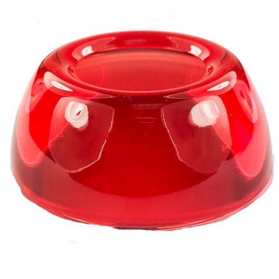 Barwnik Transparentny Czerwony - Rubin 2ml