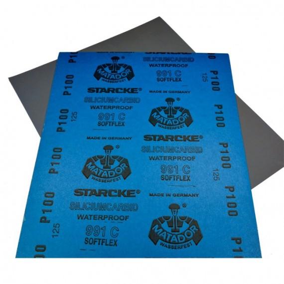 Papier ścierny wodny STARCKE MATADOR P100