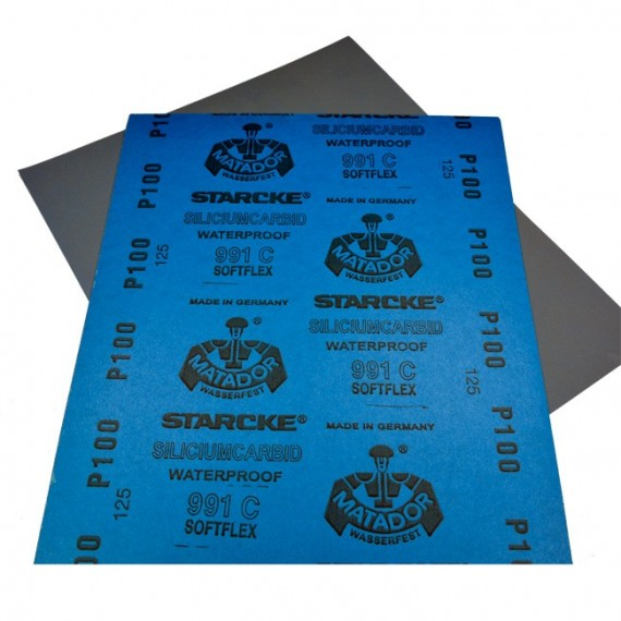 Papier ścierny wodny STARCKE MATADOR P60