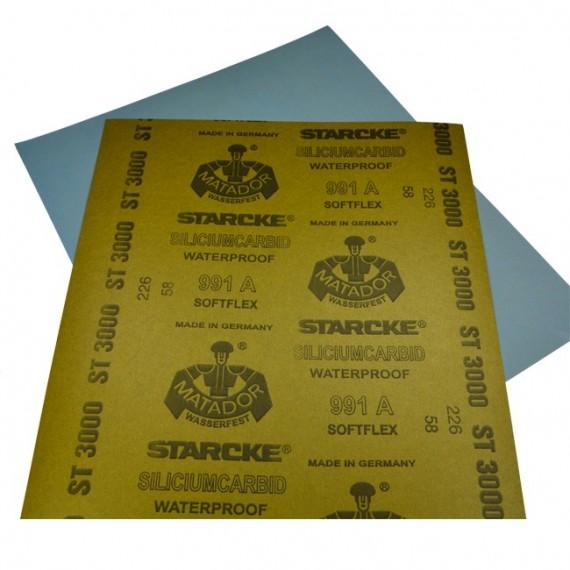 Papier ścierny wodny STARCKE MATADOR P3000
