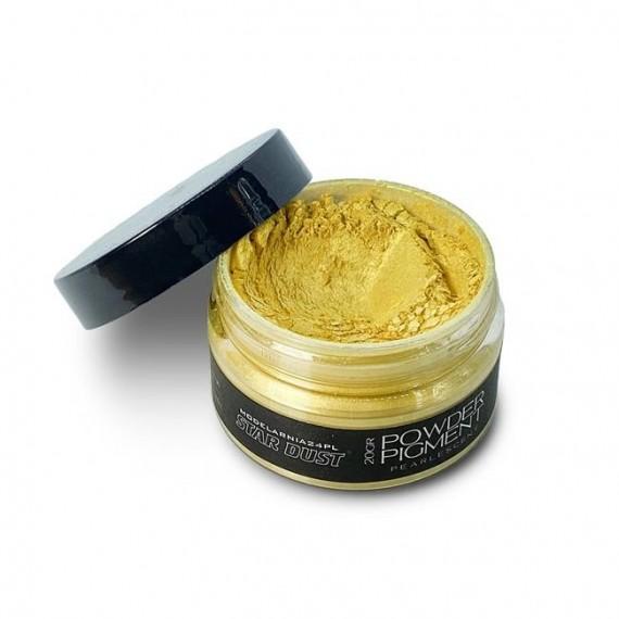 BP37 Barwnik perłowy Żółto złoty 20g