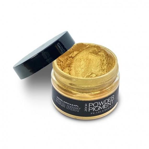 BP36 Barwnik perłowy Złoty