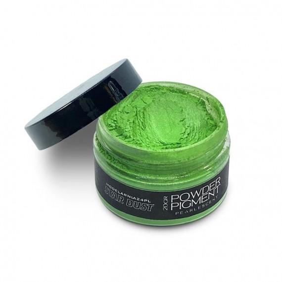 BP22 Barwnik perłowy Zielony