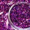 HB2 Brokat Holograficzny Fioletowy 30g
