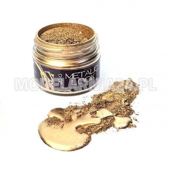 BM2 Pigment Metaliczny PALE GOLD 20g