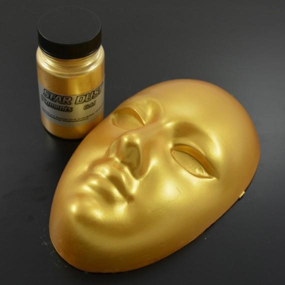 Pigment perłowy Złoty 3g (10ml)