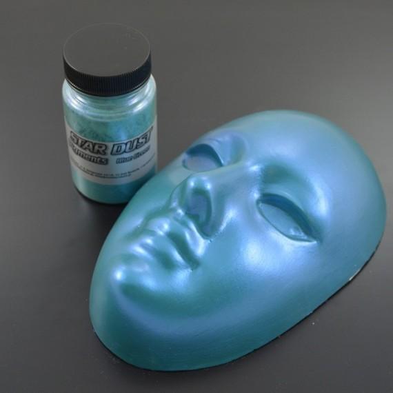Pigment perłowy Niebiesko Zielony 3g (10ml)